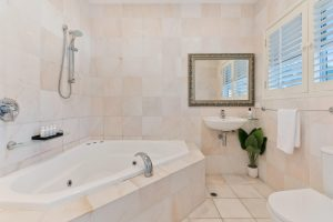 We have four tips to help you take advantage ofbathroom remodeling.